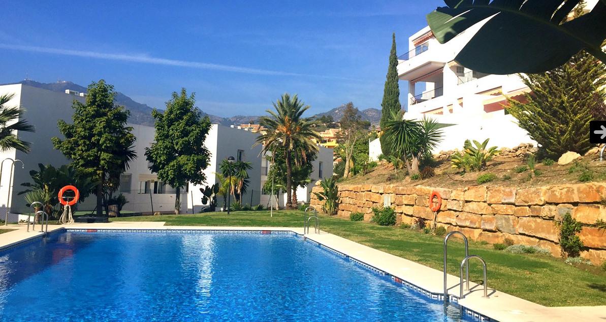 Stunning top floor apartment in de well know Golfresort Torrequebrada Golf Benalmadena. Offering a w,Spain