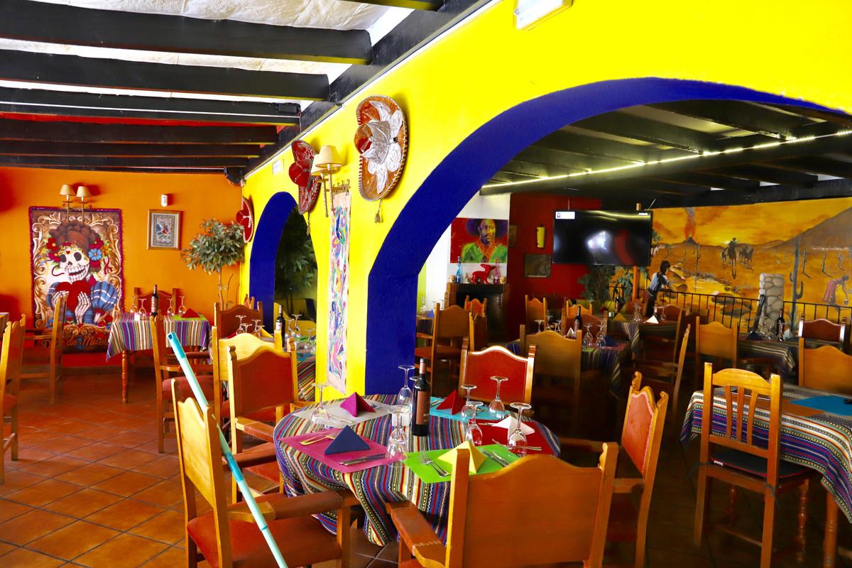Restaurant in Costalita