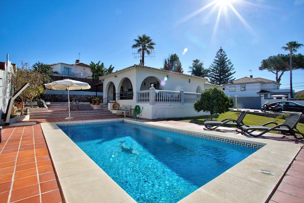 A copious villa in San Pedro de Alcantara  Beautiful, detached villa, centrally located in San Pedro,Spain