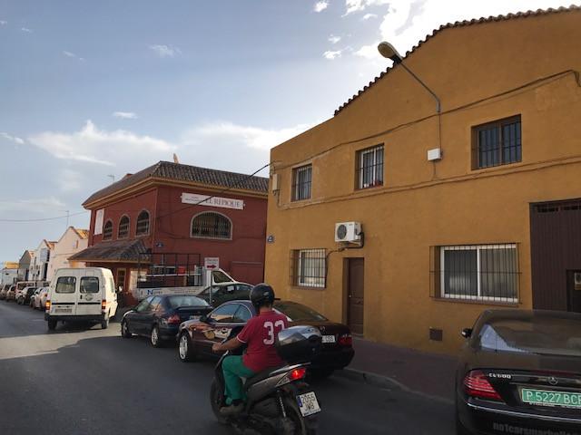 Fantastically located Nave in the centre of La Ermita POLIGONO de Marbella. Perfect for a mechanic, ,Spain