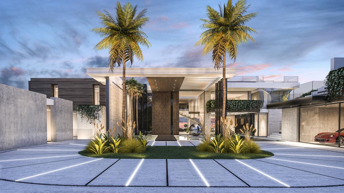 8 Bedroom Villa For Sale - La Zagaleta, Benahavis