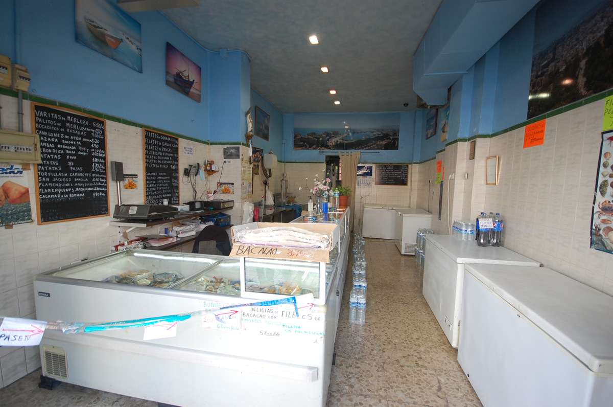 Lokale Użytkowe na sprzedaż w Málaga R3659975