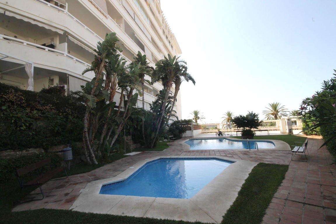 La Marina, Puya, La Ermita, Marbella, Apartment  Renovated apartment in Marbella, a few meters from ,Spain