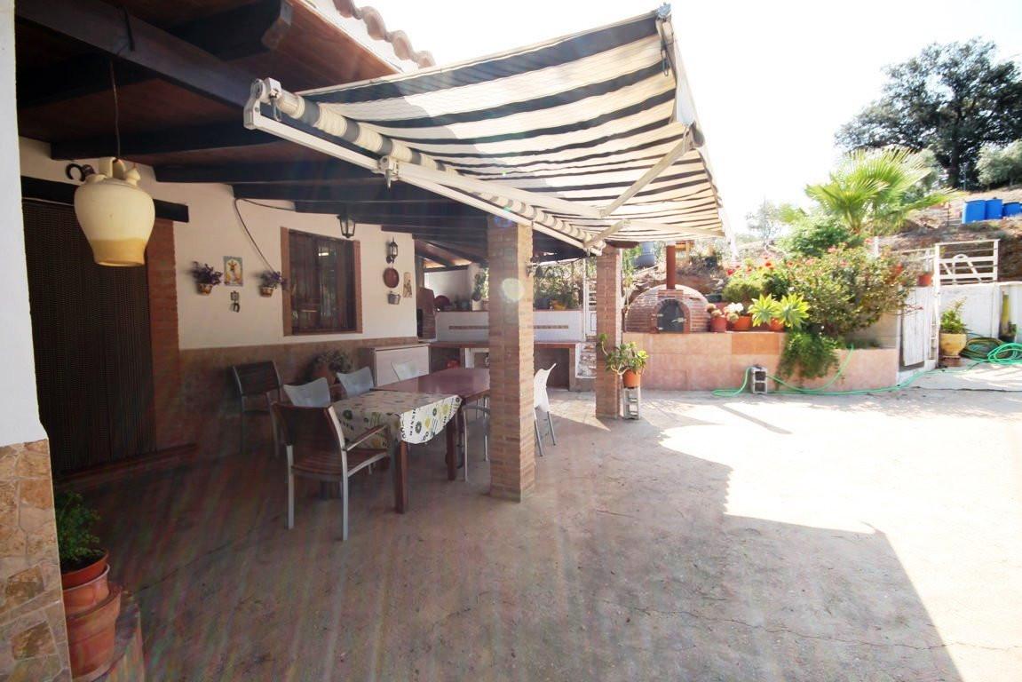 Finca - Cortijo, Alora, Costa del Sol. 3 Bedrooms, 1 Bathroom, Built 90 m², Terrace 25 m², Garden/Pl,Spain