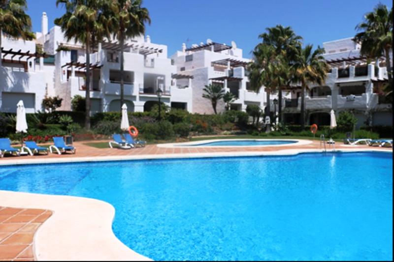 3 bedroom apartment in San Pedro de Alcantara  The property has three bedrooms with their respective,Spain