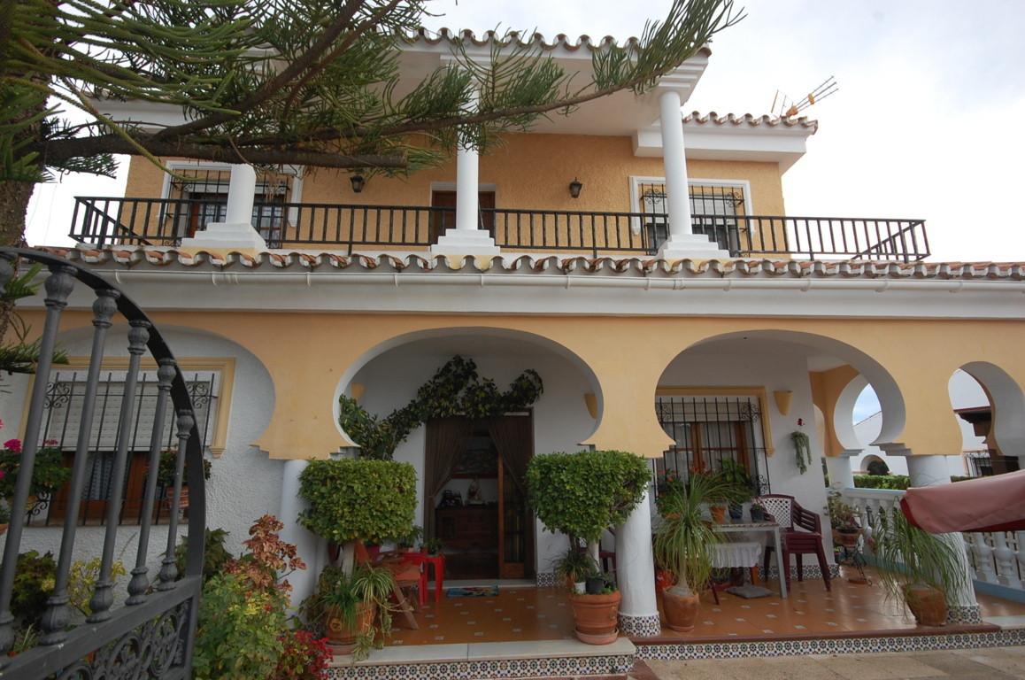 Rincon de la Victoria, Malaga East, independent  Opportunity, detached house in Rincon de la Victori,Spain