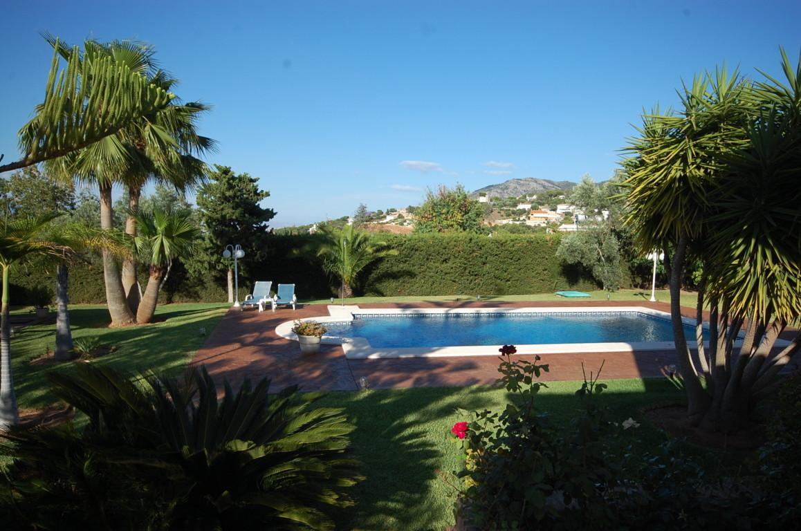 Pinos de Alhaurin, Alahaurin de la Torre, Villa  Villa exclusiva en pinos de alhaurin. Vilal exclusi,Spain
