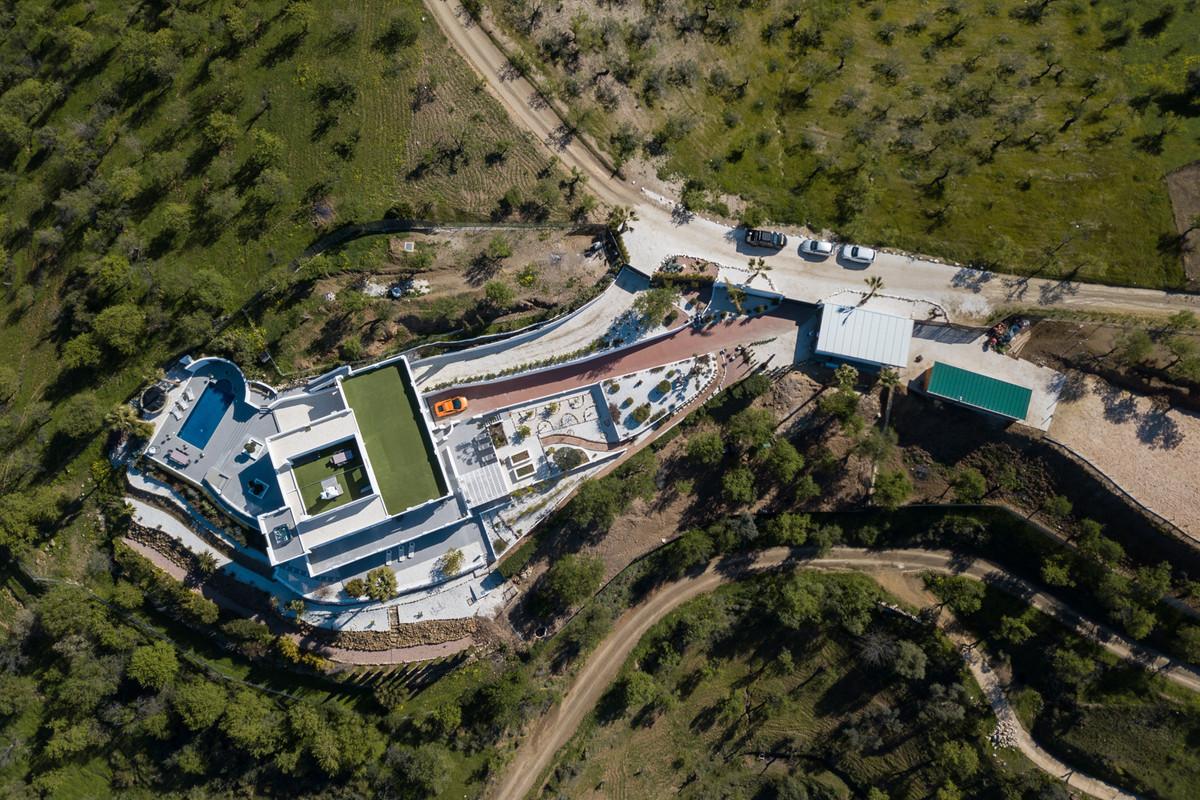 Villa Independiente en Guaro, Costa del Sol