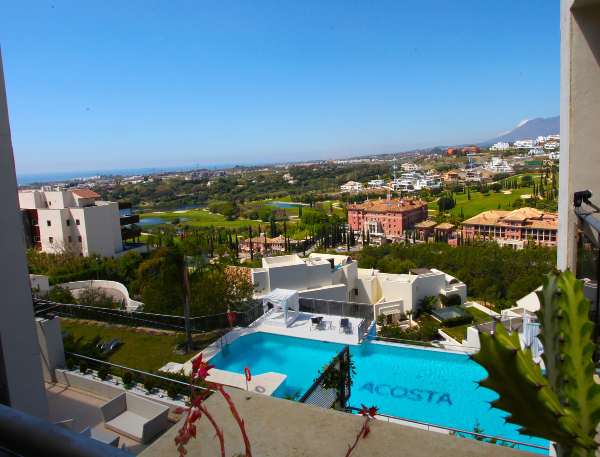 A beautiful two bedroom apartment in Acosta, Los Flamingos, with amazing views over the golf course ,Spain
