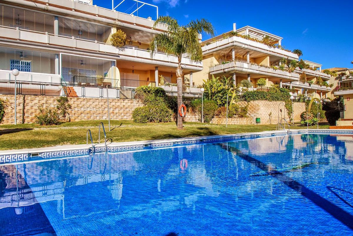 Ground Floor Apartment, Cabopino, Costa del Sol. 2 Bedrooms, 2 Bathrooms, Built 115 m², Terrace 30 m,Spain