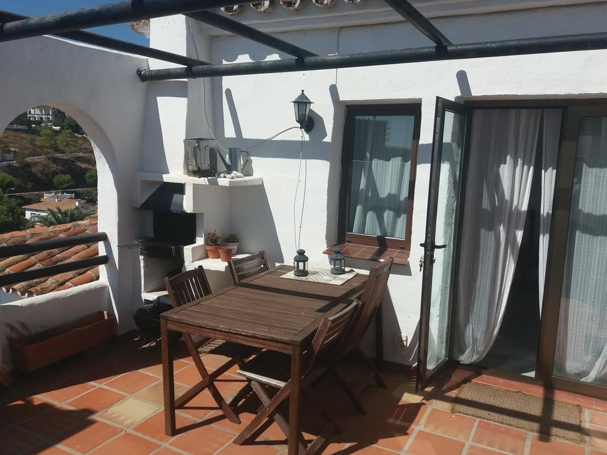 Top Floor Apartment, Benalmadena Costa, Costa del Sol. 2 Bedrooms, 1 Bathroom, Built 60 m², Terrace ,Spain