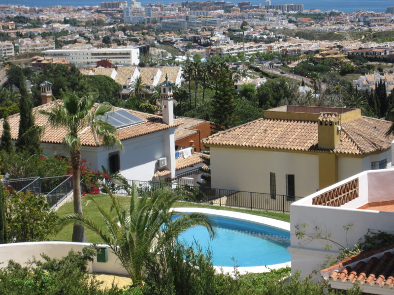 Nice Townhouse in Benalmadena Pueblo with a great Mediterranean sea view. This is a nice quiet well ,Spain