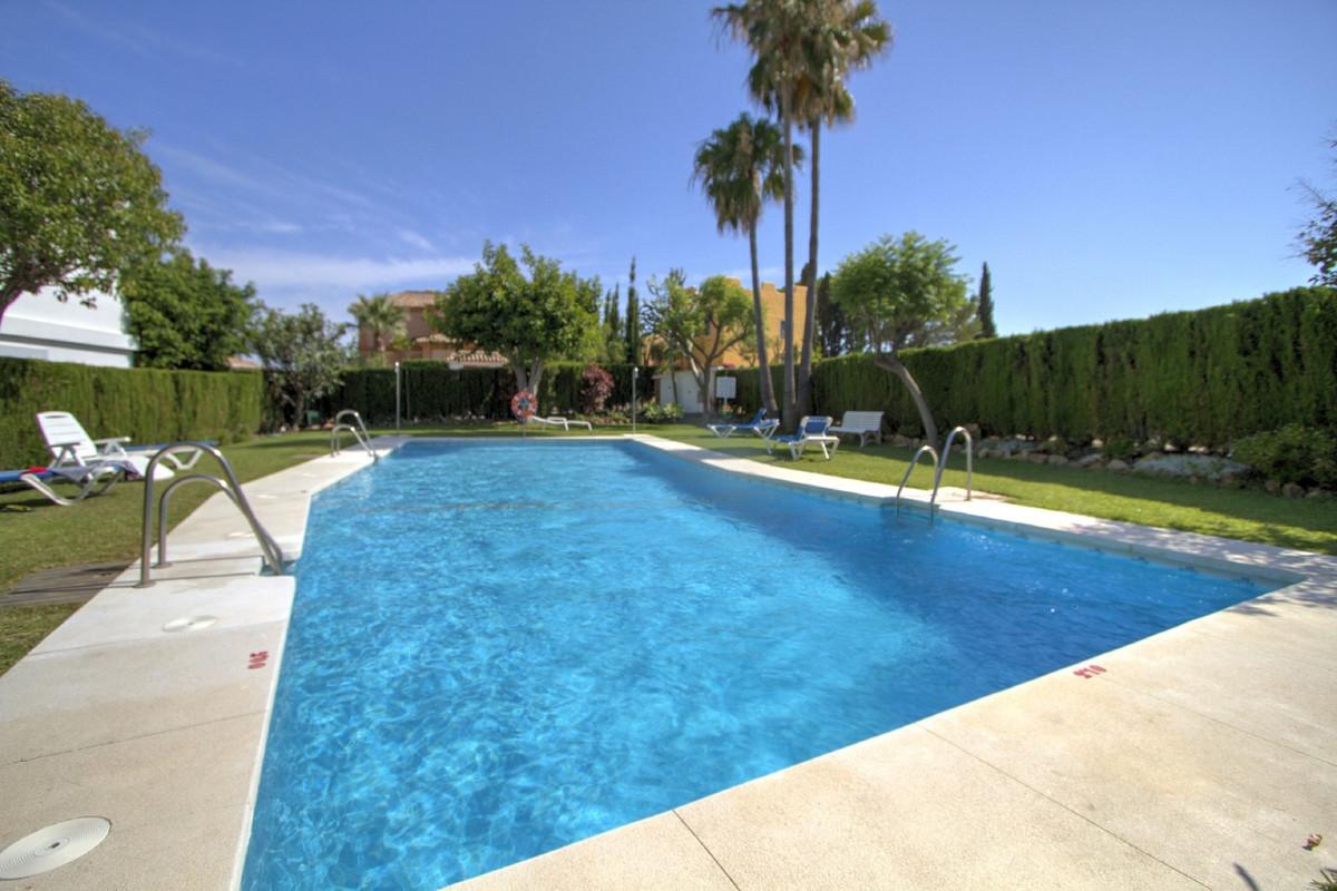 Beautiful townhouse in the golf valley, 3 bedrooms, 2.5 bath, sea views, nice communal pool, very ni,Spain