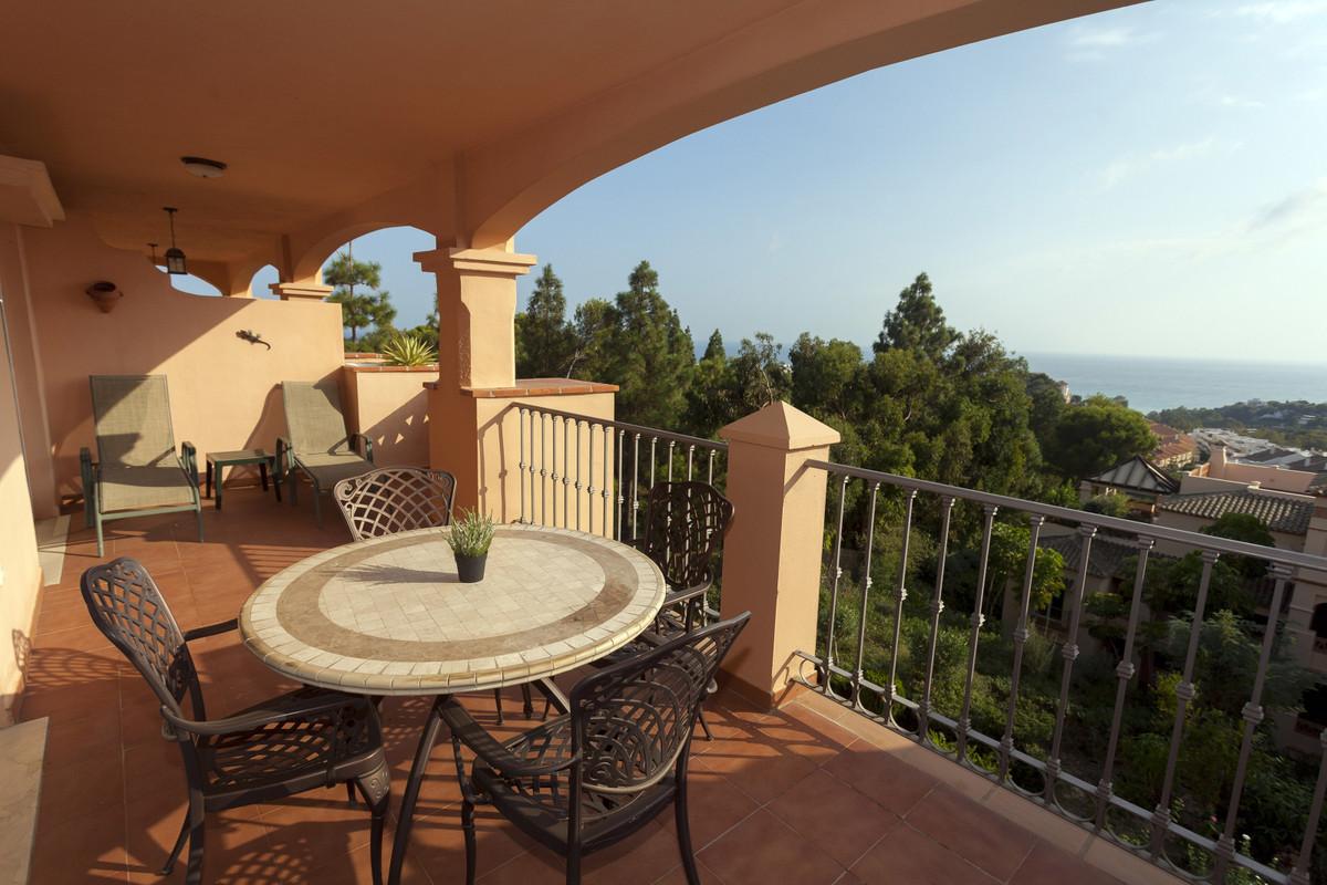Penthouse, Torrequebrada, Costa del Sol. 2 Bedrooms, 2 Bathrooms, Built 105 m², Terrace 30 m².  Sett,Spain