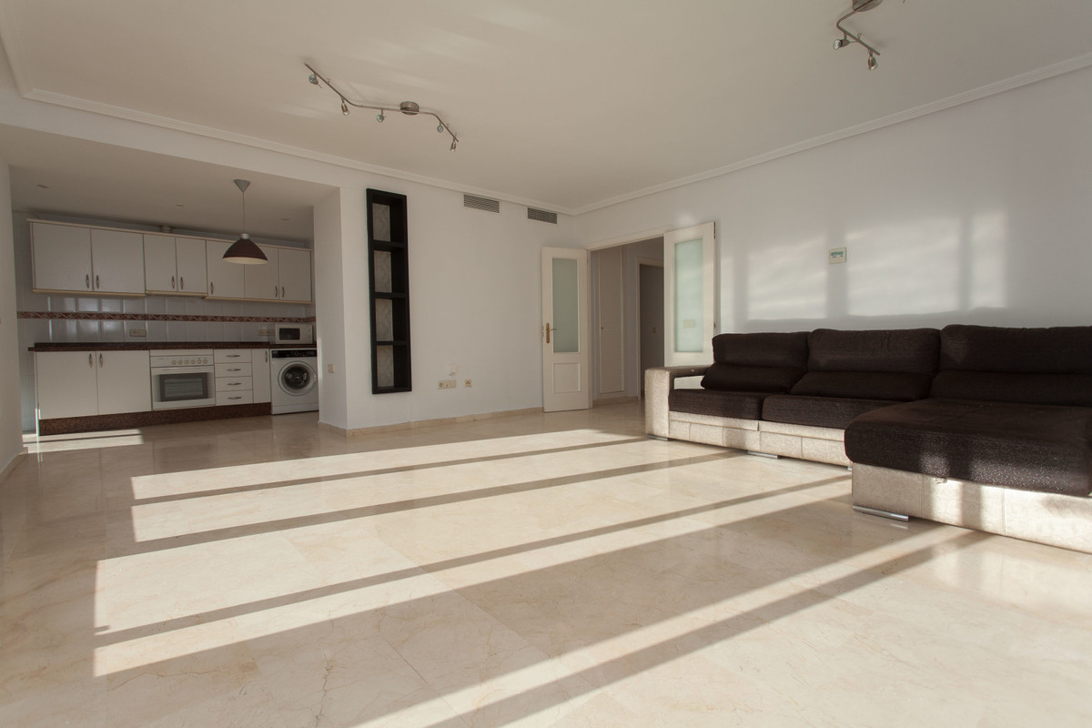 Gorgeous spacious and bright 2 bedroom 2 bathroom first line golf apartment with big terrace in the ,Spain