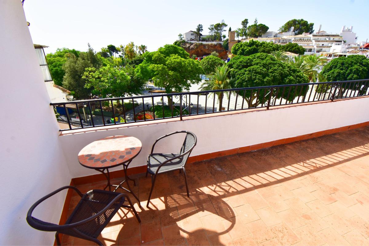 Penthouse, Mijas, Costa del Sol. 1 Bedroom, 1 Bathroom, Built 43 m², Terrace 5 m².  Setting : Villag,Spain
