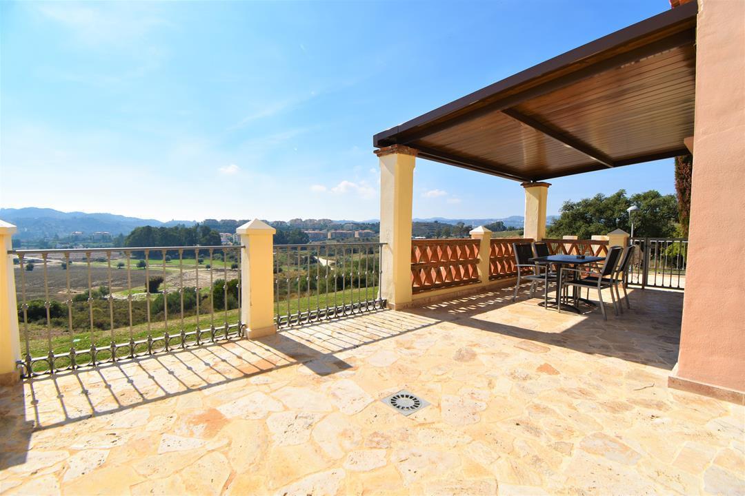 Semi-Detached House, Mijas Golf, Costa del Sol. 3 Bedrooms, 3 Bathrooms, Built 235 m², Terrace 80 m²,Spain