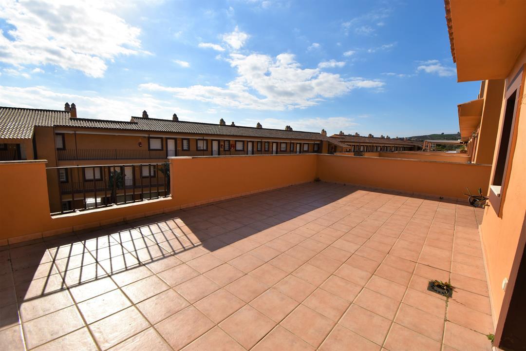 Penthouse, Casares Playa, Costa del Sol. 1 Bedroom, 1 Bathroom, Built 40 m², Terrace 30 m².  Setting,Spain