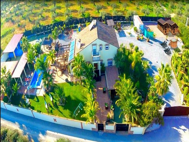 Villa con 8 Dormitorios en Venta Alhaurín el Grande