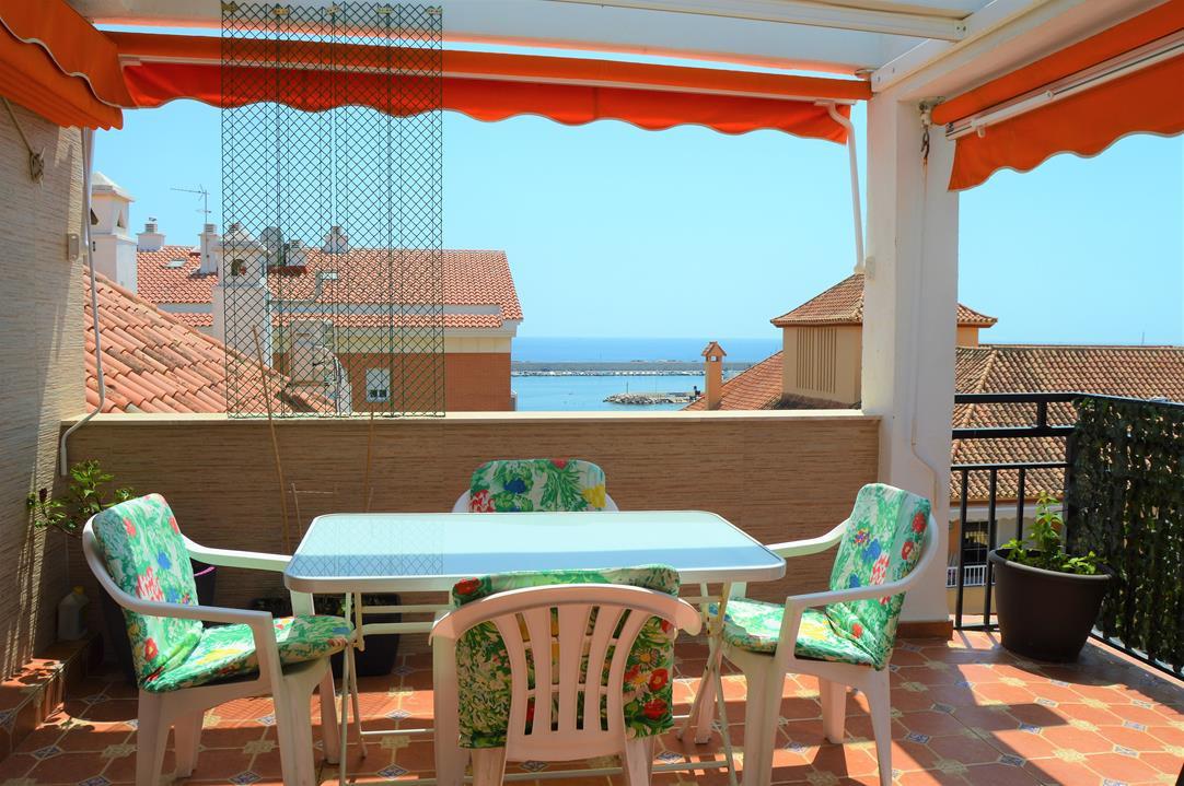 Top Floor Apartment, Fuengirola, Costa del Sol. 1 Bedroom, 1 Bathroom, Built 50 m², Terrace 20 m².  ,Spain
