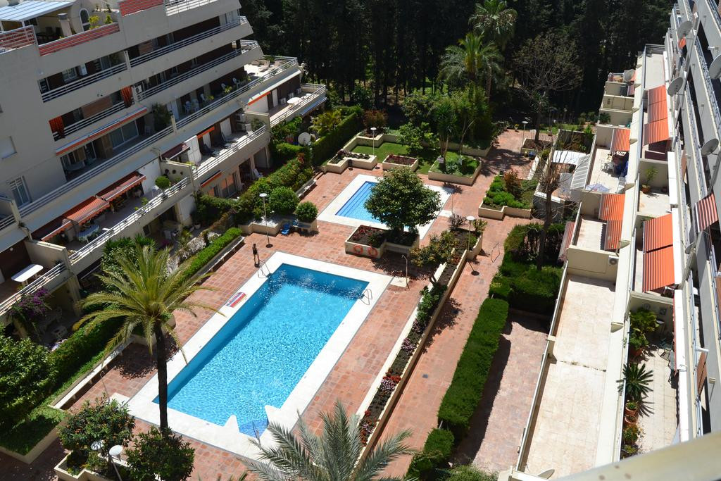 Nice apartment in Marbella. The apartment has 2 bedrooms and a bathroom with sauna, kitchen in sille,Spain