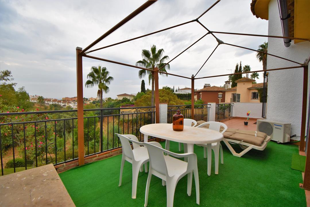 Detached Villa, Campo Mijas, Costa del Sol. 3 Bedrooms, 1.5 Bathrooms, Built 167 m², Terrace 40 m², ,Spain