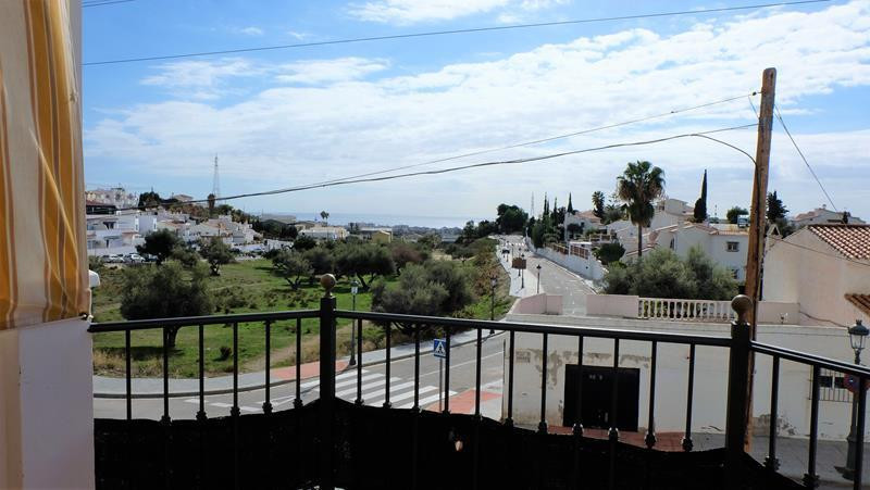 Very well presented semi-detached house in Nerja of recent construction in very quiet residential ar,Spain