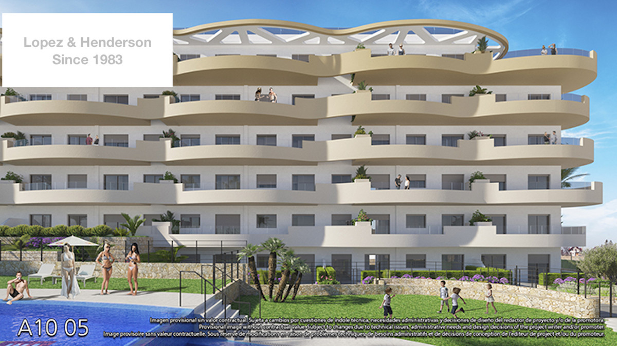 Penthouse - Arenales Del Sol
