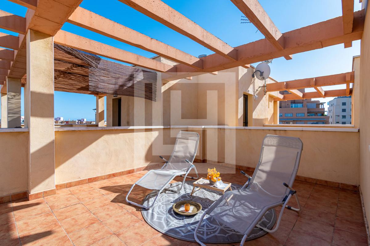 Penthouse, El Campello, Costa Blanca. 3 Bedrooms, 2 Bathrooms, Built 83 m², Terrace 10 m².  Setting ,Spain