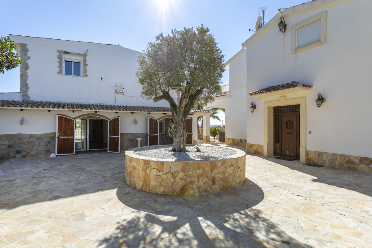 Hill Top, Sea & Mountain View Estate Comprised of 2 Detached Villas, Muchamiel, Costa Blanca. Bu,Spain