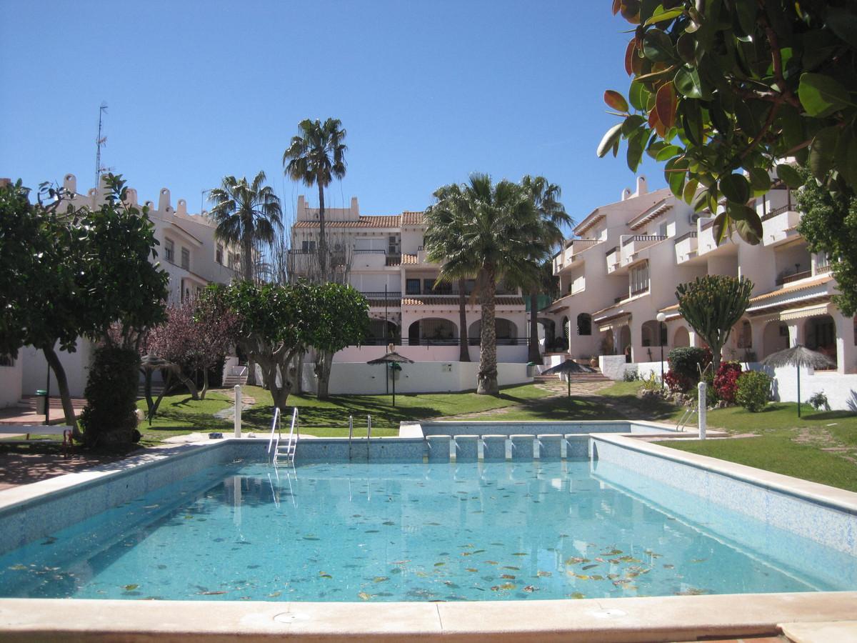 Beachside, Middle Floor Duplex Apartment, El Campello, Costa Blanca. 2 Bedrooms, 2 Bathrooms, Built ,Spain
