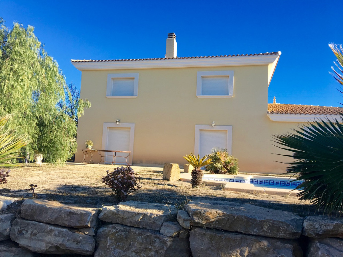 Magnificent estate in Busot, near the golf and Campello.  2007 Construction of splendid 2 storey hou,Spain