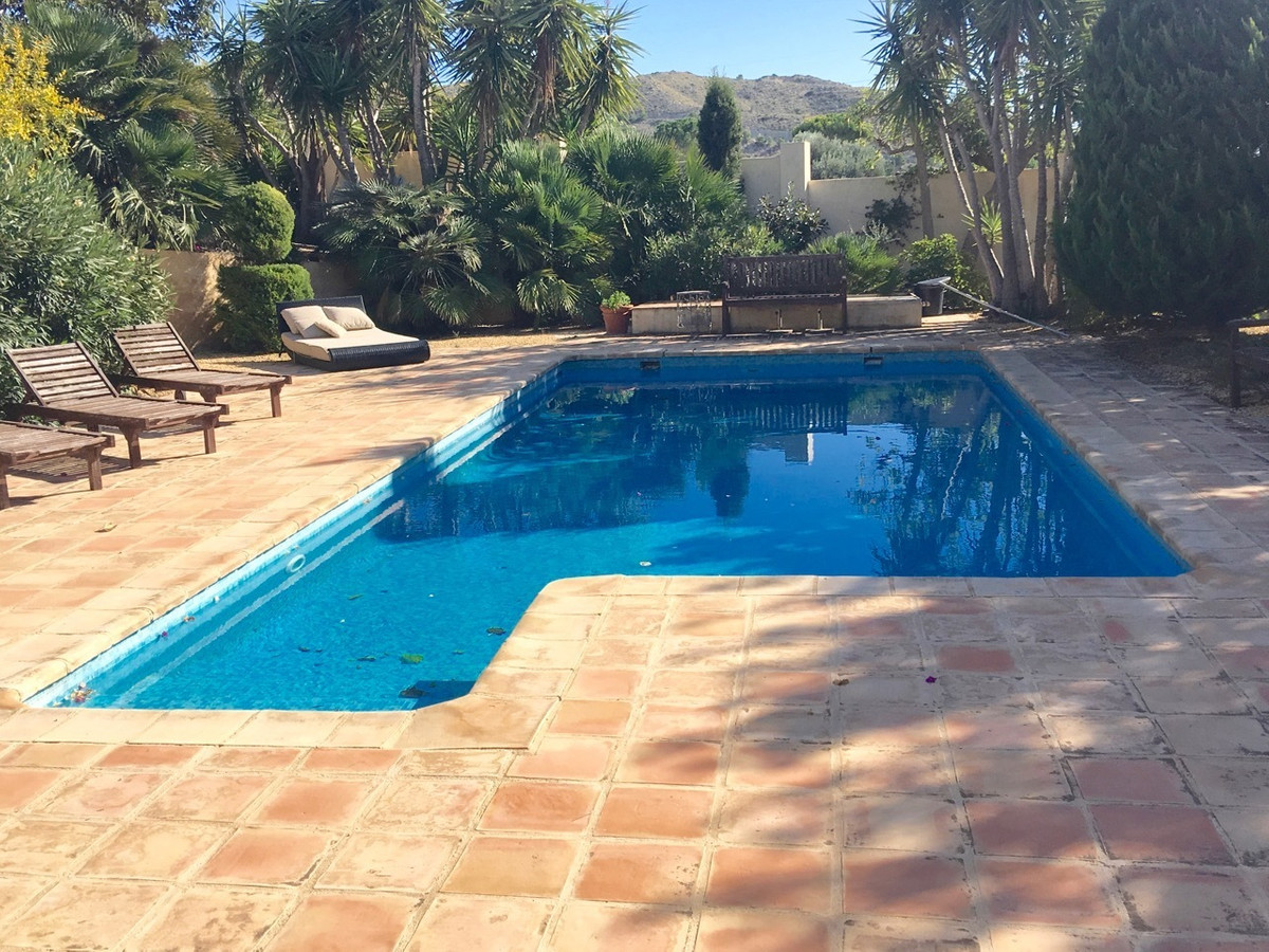 Extraordinary, characterful, grand villa in Busot with five bedrooms.  Meticulously and artistically,Spain