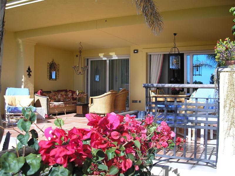 Apartment Ground Floor in Sierra Blanca, Costa del Sol