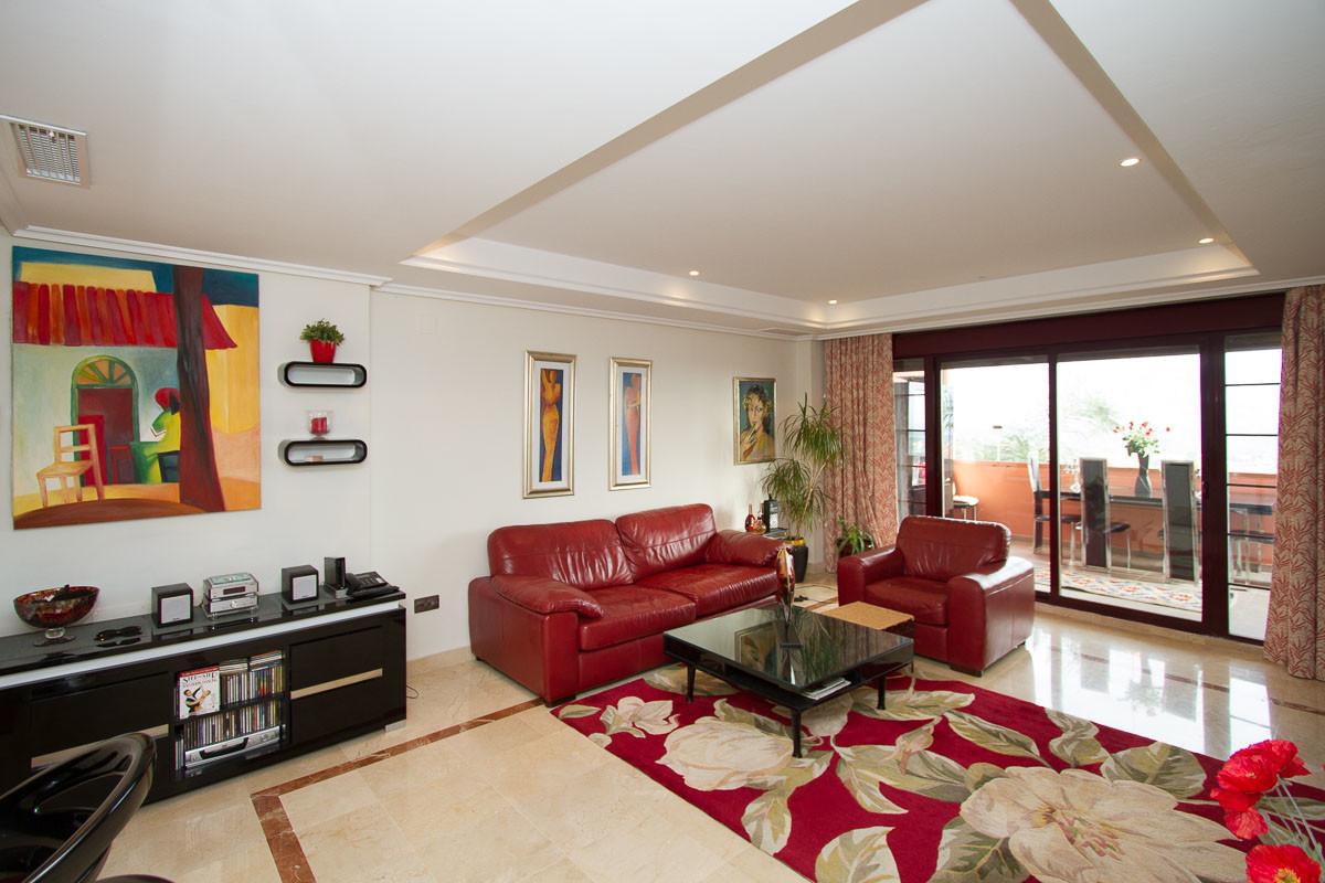 Fantastic three bedroom duplex penthouse on the wonderful El Soto de Marbella urbanisation. No expen,Spain