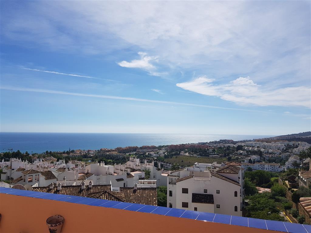 Amazing panoramic sea views - 3rd Floor south facing apartment. Middle Floor Apartment, La Duquesa, ,Spain