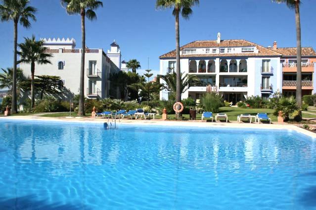 Apartment Ground Floor in Casares Playa, Costa del Sol