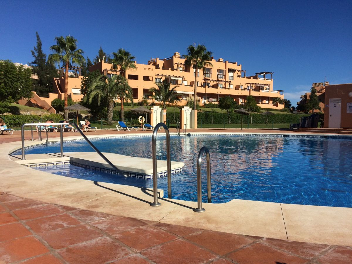 Middle Floor Apartment, Casares Playa, Costa del Sol. 2 Bedrooms, 2 Bathrooms, Built 82 m², Terrace ,Spain
