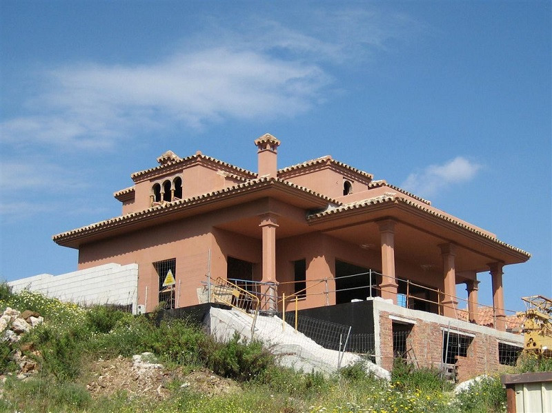 Amazing Villa with 5 bedroom, 6 bathroom 1 toilet,. Each bedroom has its own bathroom, elevator, stu,Spain