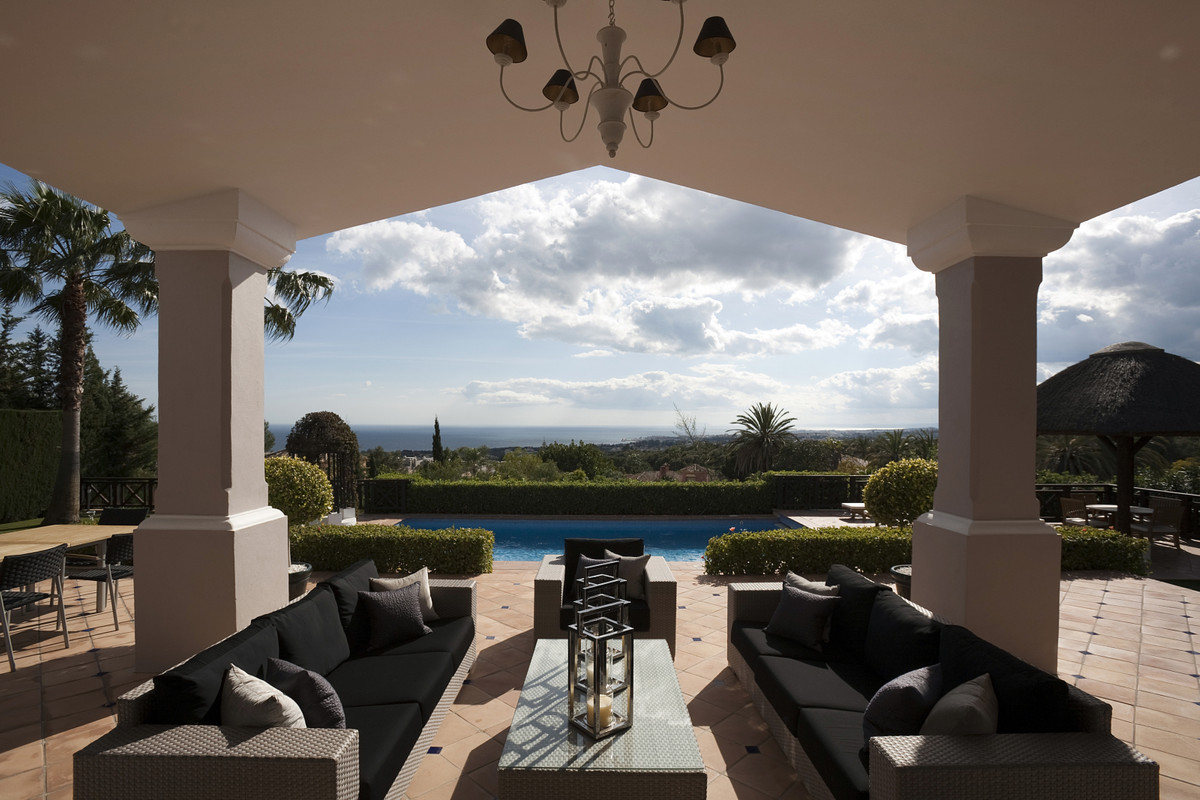 Villa - Chalet en venta en Sierra Blanca R3946483