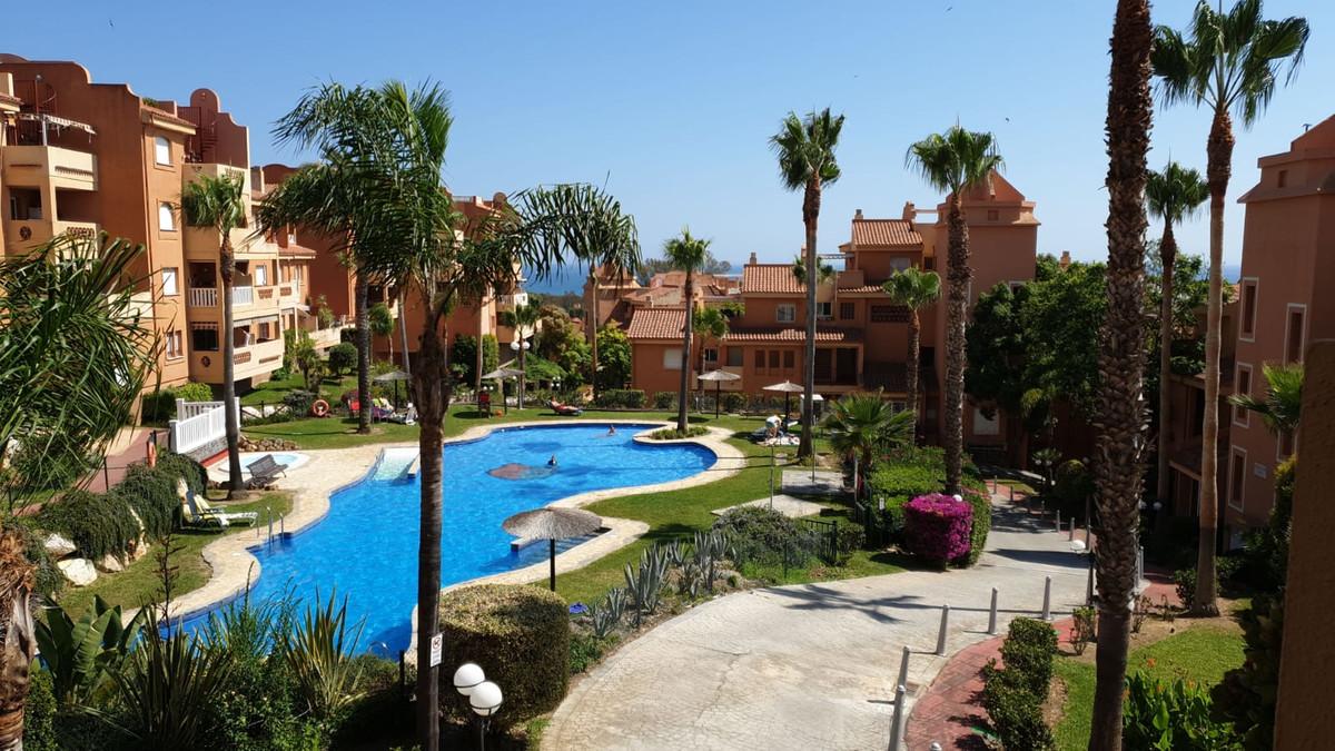 Nicely decorated ,very cosy family apartment in La Reserva de Marbella. 2 bedroom ,2 bathroom Marble,Spain