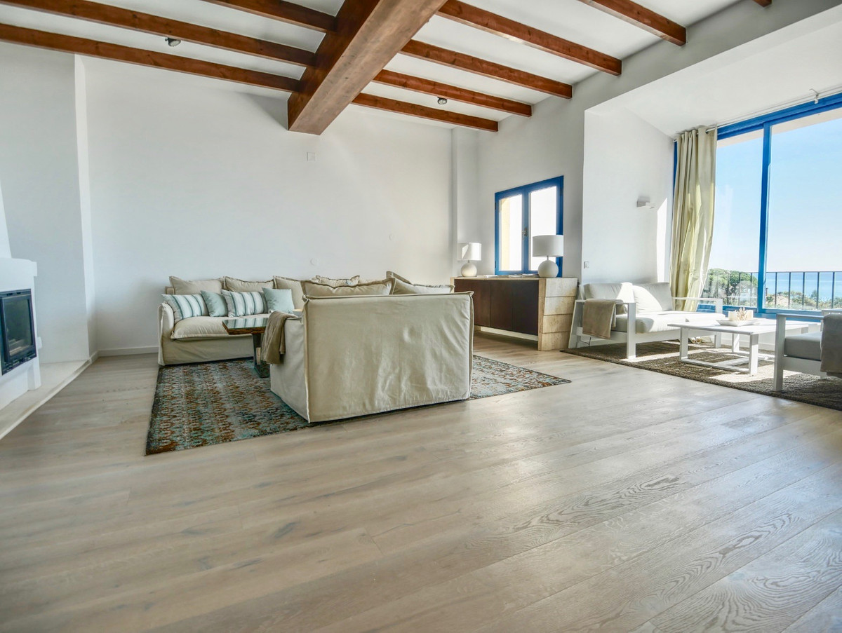 Penthouse for sale in Puerto de Cabopino R3278632