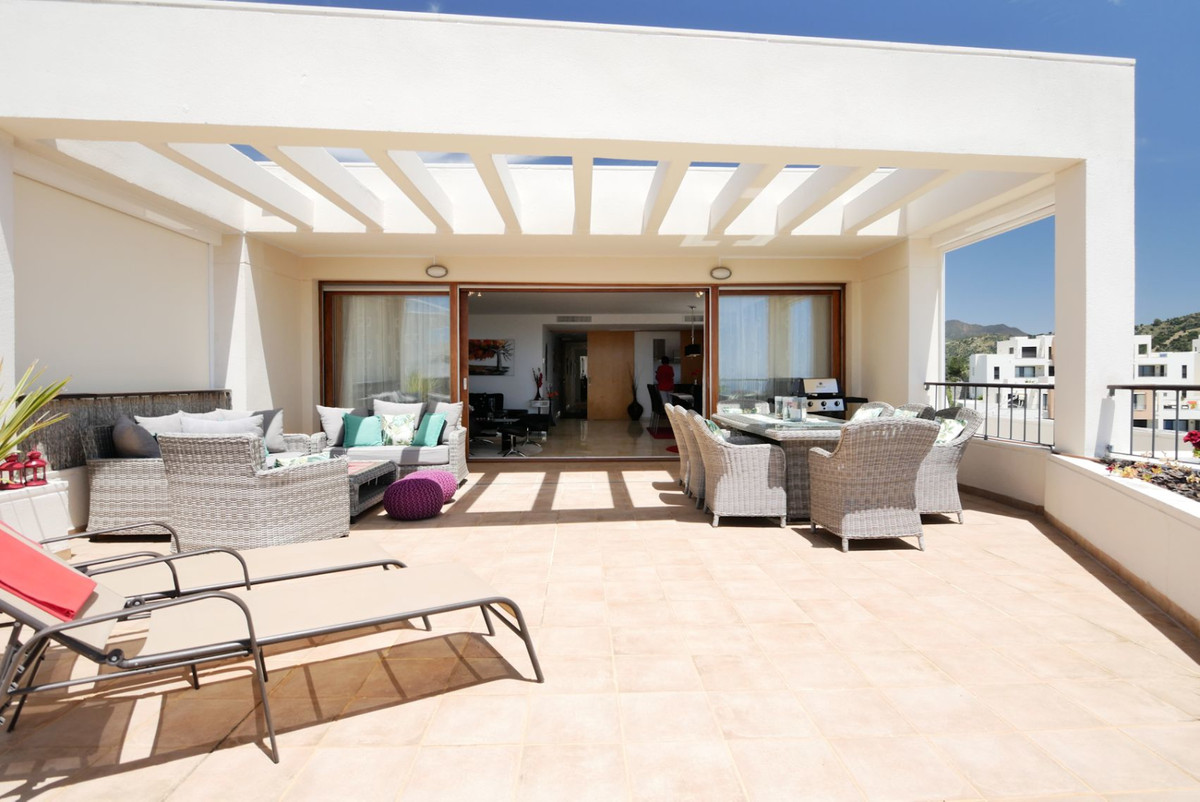 An amazing penthouse apartment in Los Monteros Marbella with 3 bedrooms and 3 bathrooms this penthou,Spain
