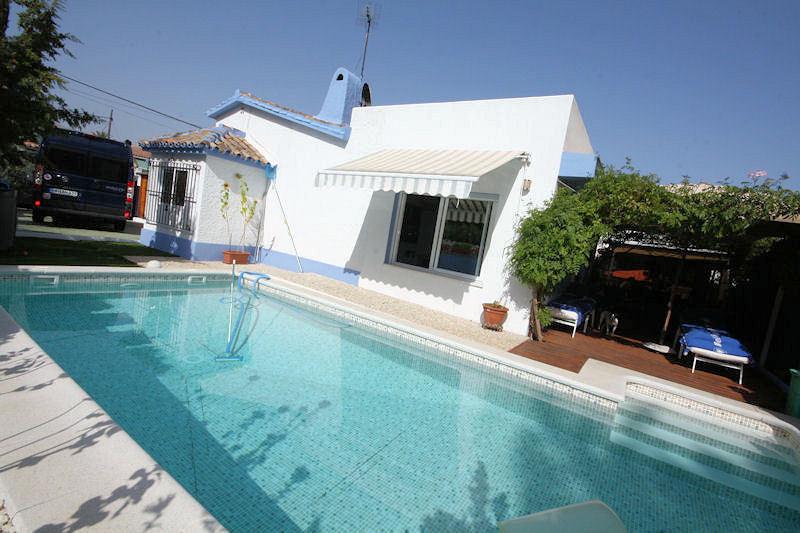Fritliggende Villa i Costabella R2454989