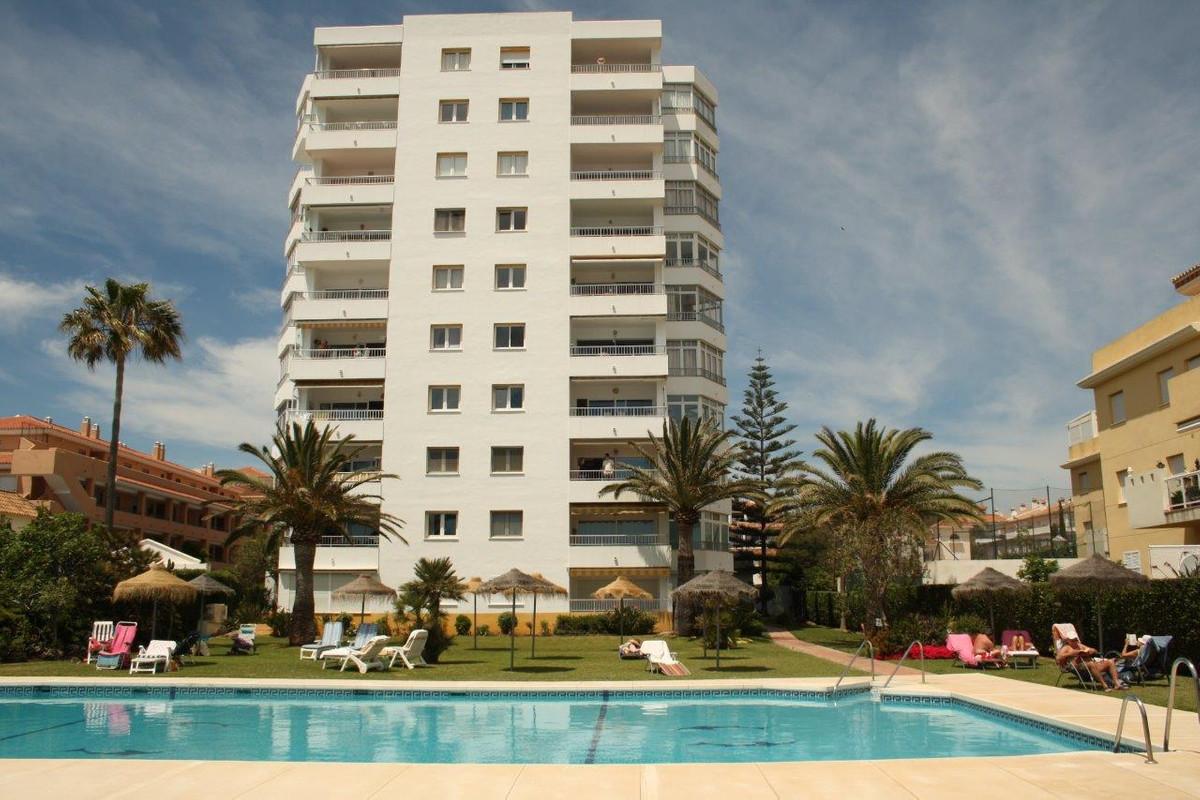 Fabulous studio located in Cala de Mijas, sea views!  Very well maintained urbanization with large p,Spain