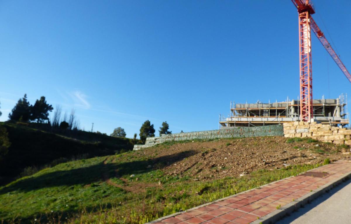 Residential plot in La Cala offering fantastic sea views and set in beautiful natural surroundings. ,Spain