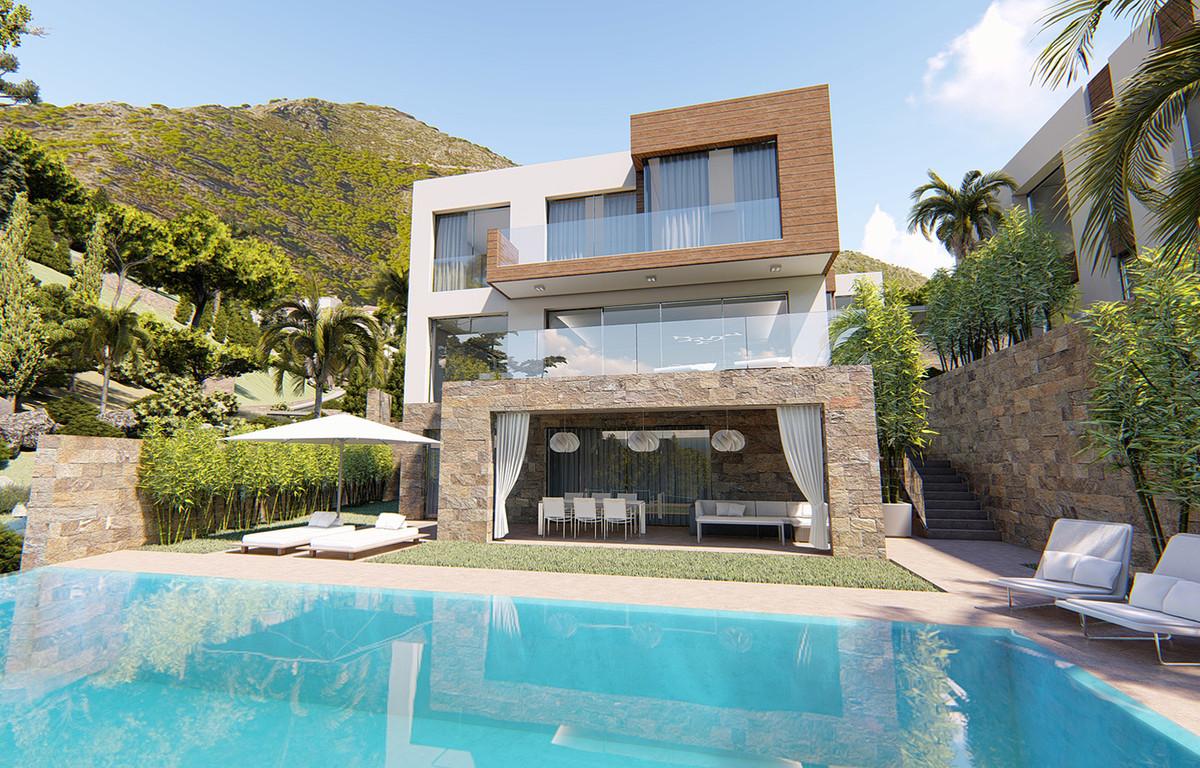 Villas in Mijas R3546061