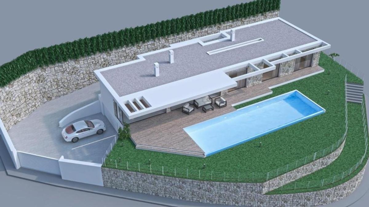Terrain  Résidentiel en vente   à Mijas