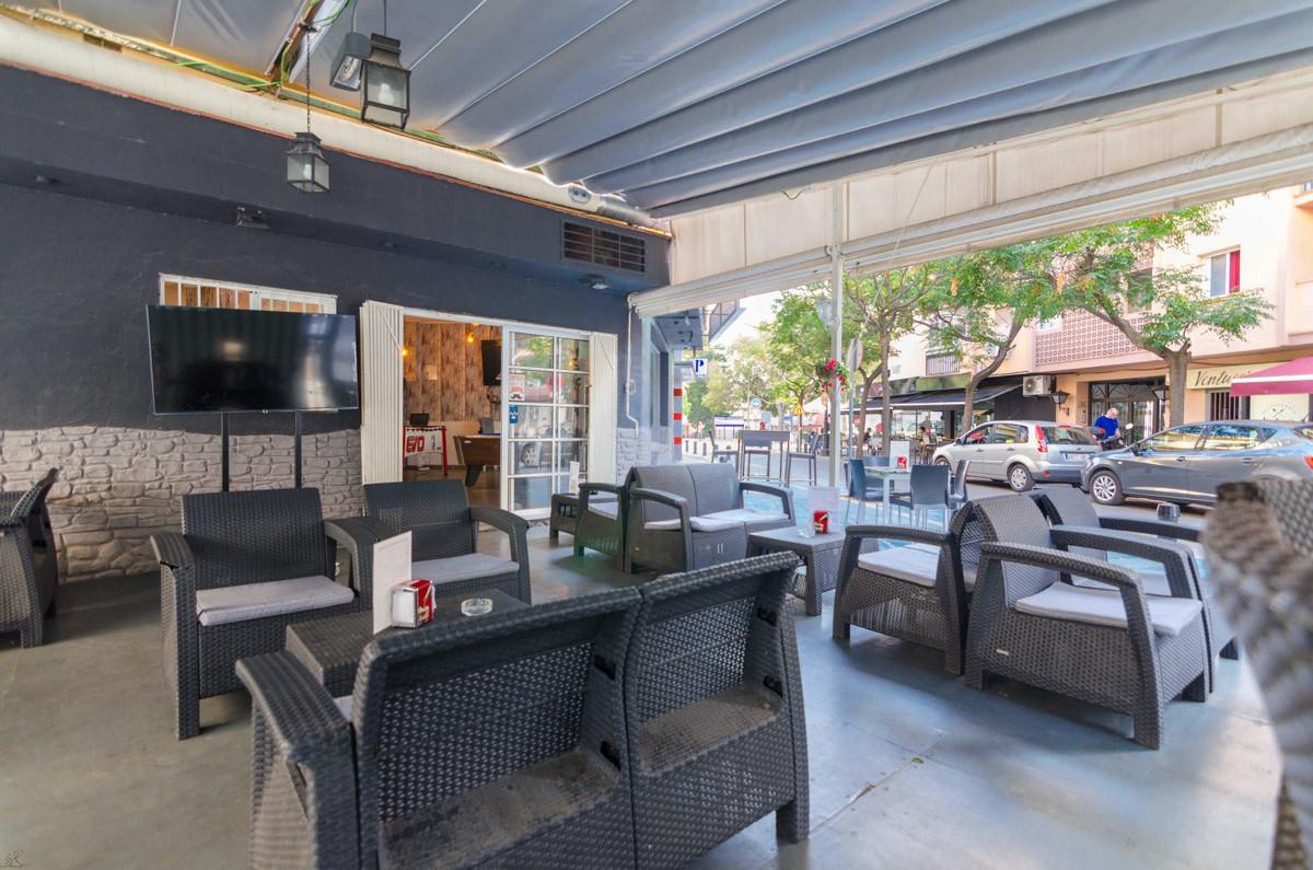 Commercial to be transferred Avenida Ricardo Soriano, Marbella. Located in a great location to conti,Spain