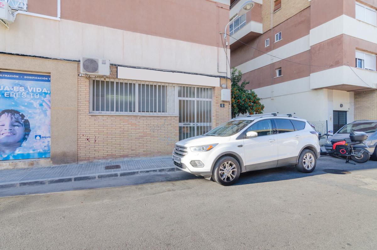 Gewerbeimmobilie - Málaga